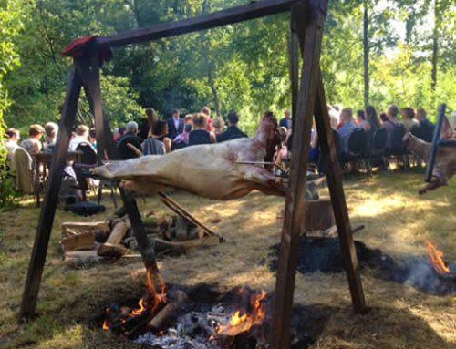 BBQ met Kempen Lam